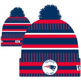 Zimní čepice New Era Onfield Cold Weather Home NFL New England Patriots