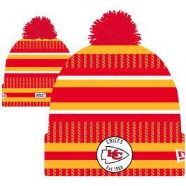 Zimní čepice New Era Onfield Cold Weather Home NFL Kansas City Chiefs