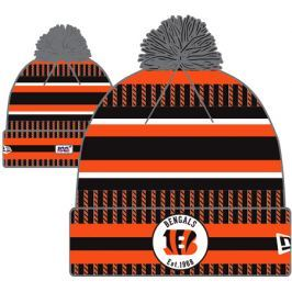 Zimní čepice New Era Onfield Cold Weather Home NFL Cincinnati Bengals