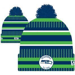 Zimní čepice New Era Onfield Cold Weather Home NFL Seattle Seahawks