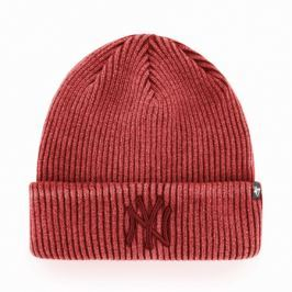 Zimní čepice 47 Brand Northwood Cuff Knit MLB New York Yankees Red