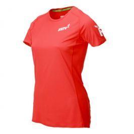 Dámské tričko Inov-8 Base Elite SS červené