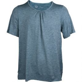 Dámské tričko Endurance Q Bree SS Melange Tee modré