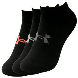 Dámské ponožky Under Armour Essential NS černé
