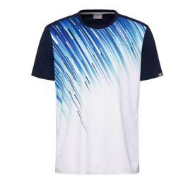 Dětské tričko Head Vision Slider Dark Blue/Blue