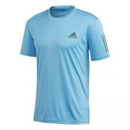 Pánské tričko adidas Club 3-Stripes Light Blue