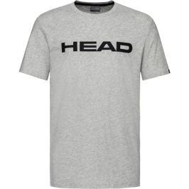Pánské tričko Head Club Ivan Grey/Black