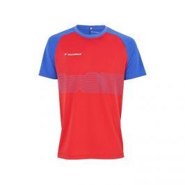 Dětské tričko Tecnifibre F2 Airmesh Red 17