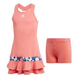 Dívčí šaty adidas Frill