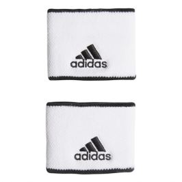 Potítka adidas Tennis Wristband Small White (2 ks)