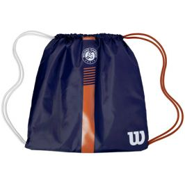 Vak Wilson Roland Garros Cinch Bag Navy