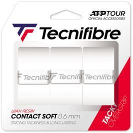Vrchní omotávka Tecnifibre ATP Contact Soft White
