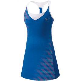 Šaty Mizuno Printed Dress modré