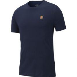 Pánské tričko Nike Court EMB Tee Obsidian