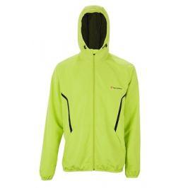Dětská bunda Tecnifibre Flash Light Lime