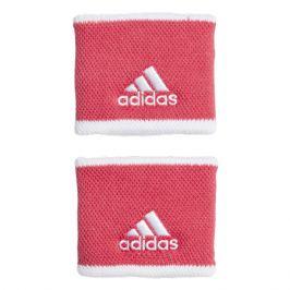 Potítka adidas Tennis Wristband Small Pink 2 ks