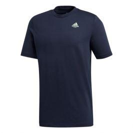 Pánské tričko adidas PD Illustrati Navy
