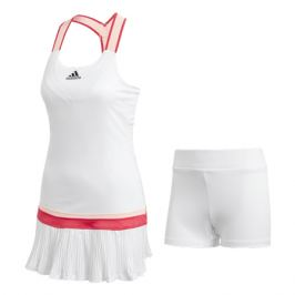 Dámské šaty adidas Y-Dress Heat.Rdy White