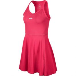 Dámské šaty Nike Court Dri-FIT Vivid Pink