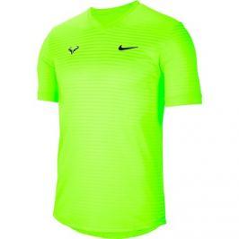 Pánské tričko Nike Court Rafa Challenger Volt