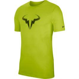 Pánské tričko Nike Court Rafa DB Tee Volt