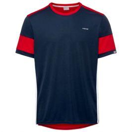 Pánské tričko Head Volley Dark Blue/Red