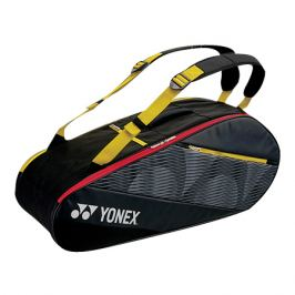 Taška na rakety Yonex 82026 Black/Yellow