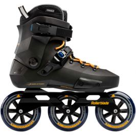 Inline brusle Rollerblade Twister Edge 110 3WD Black