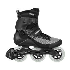 Inline brusle Powerslide Swell Lite 100 Black