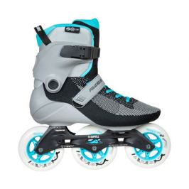 Inline brusle Powerslide Swell Lite Blue Grey 100
