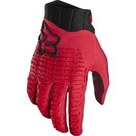 Cyklistické rukavice Fox Defend červené