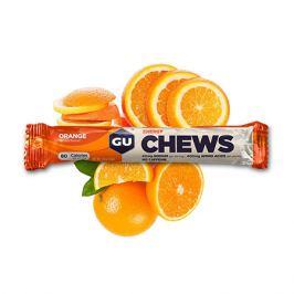 Energetické bonbóny GU Chews 54 g Orange