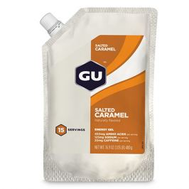 Energetický gel GU Energy 480 g Salted Caramel