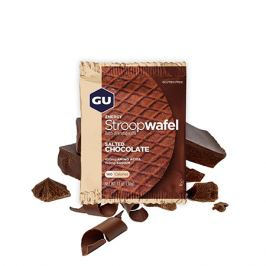 Energetické vafle GU Energy Wafel Salted Chocolate