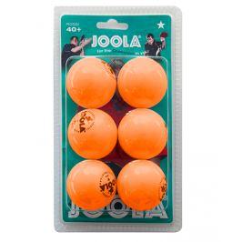 Míčky Joola Rossi * 40+ Orange (6 ks)