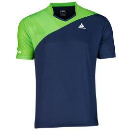Pánské tričko Joola T-Shirt Ace Navy/Green