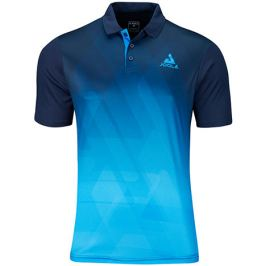 Pánské tričko Joola Shirt Trinity Navy/Blue