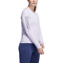 Dámské tričko adidas Own The Run světle fialové