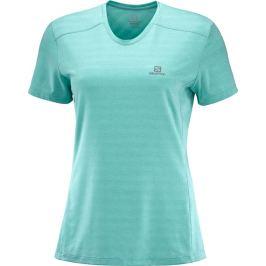 Dámské tričko Salomon XA Tee modré