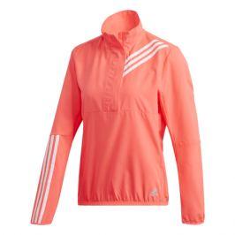 Dámská bunda adidas Run It růžová
