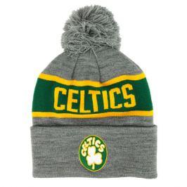 Zimní čepice Mitchell & Ness Team Tone Knit NBA Boston Celtics Grey/Green