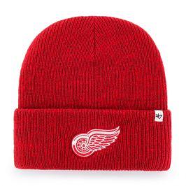 Zimní čepice 47 Brand Brain Freeze Cuff Knit NHL Detroit Red Wings