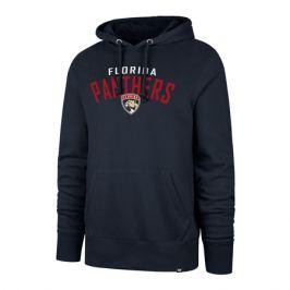 Pánská mikina s kapucí 47 Brand Outrush NHL Florida Panthers