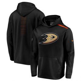Pánská mikina s kapucí Fanatics Rinkside Synthetic Pullover Hoodie NHL Anaheim Ducks