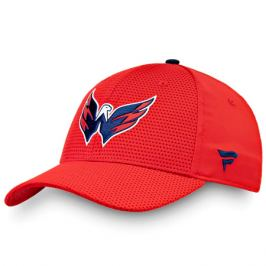 Kšiltovka Fanatics Authentic Pro Rinkside Stretch NHL Washington Capitals