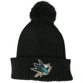 Zimní čepice Fanatics Core Cuff NHL San Jose Sharks