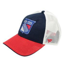 Kšiltovka Fanatics Revise Iconic Trucker Adjustable NHL New York Rangers
