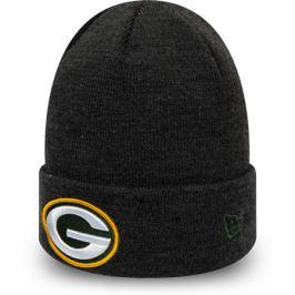 Dětská zimní čepice New Era Heather Essential Knit NFL Green Bay Packers
