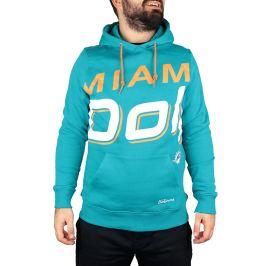 Pánská mikina s kapucí Fanatics Oversized Graphic OH Hoodie NFL Miami Dolphins
