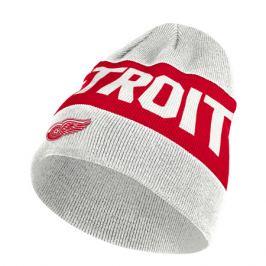 Zimní čepice adidas Beanie NHL Detroit Red Wings